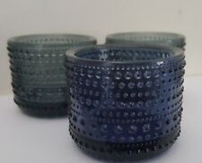 Two iittala Voltive Candle Holder