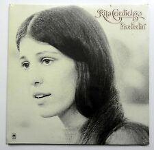 RITA COOLIDGE NICE FEELIN' LP A & M REC. SEALED