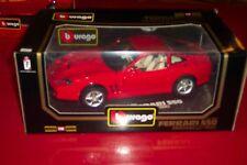 Burago Ferrari 550 Maranello 1/18