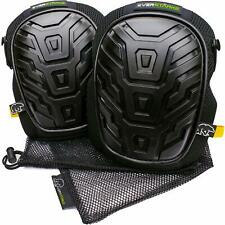 Knee Pads for Work - Premium Professional Construction, Comfortable