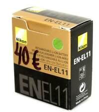 Nikon EN-EL11 Batterie lithium-ion pour Nikon Coolpix S550