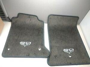 1st Row Loop Carpet Floor Mat for Chevrolet Corvette #C1647