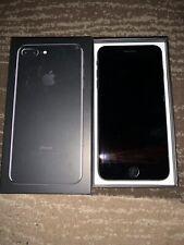 Iphone 7s Plus Jet Black 256 Gb