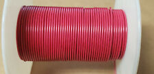 RED 20AWG WIRE (25FT)