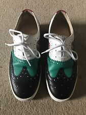 Christian Louboutin Con Cordones Zapatillas Sneakers Multi Color Talla Eu40 Uk6