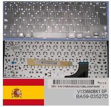 Teclado Qwerty Español SAMSUNG NP530U3B NP530U3C 535U3C V1333660BK1 BA59-03527D
