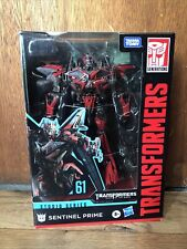 Transformers Generations Studio Series SS-61 Sentinel Prime Action Figure