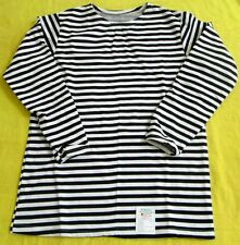 Russian Navy/Sub/Marines Long Sleeve Striped Shirt Telnyashka/Winter Type/Sizes