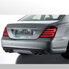 Original Mercedes-Benz S63 S65 AMG Heckschürze S-Klasse W221 Facelift NEU