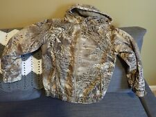 Realtree Max-1 XT Youth Insulated Jacket w/Hood Large (10-12) Camo