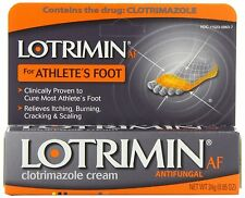 Lotrimin Af Antifungal Cream .85 oz. (24 gm)