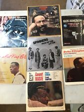 New listing Vinyl Blues Jazz Soul Marvin Gay Nat King Cole Spinners Basie Duke Ellington