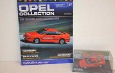 OPEL Collection Nr. 87 Opel Calibra 1990 – 1997 in Klarsichtbox +Heft