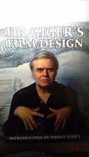 H.R. Giger Film Design - Morpheus International - 1996 - Hardbound - Alien