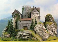 🙋♀️Diorama H0/TT 1:100 Burg Lauterstein EXKLUSIV Modellbau aus Potsdam