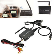 WiFi Display Spiegel Link Konverter Box ISO Android zu Auto SUV Video Player