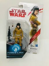 "STAR WARS Force Link - Resistance Tech Rose 3.75"" Action Figure New!"
