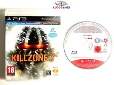 Killzone 3 PAL/EUR PS3 Promo Retro Playstation Videojuego Videogame Mint State