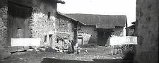 87 . Le Puy De Banneix . Limousin . Haute-Vienne . photo négatif . vers 1900