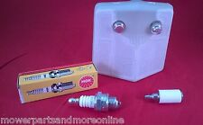 HUSQVARNA ENGINE SERVICE KIT - 61 66 181 266 281 288, AIR & FUEL FILTER AND PLUG