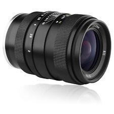 Oshiro 35mm f/2 Lens for Sony NEX-3 C3 NEX-F3 NEX-3N NEX-5 5N 5R NEX-5T NEX-6