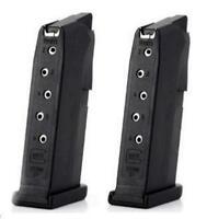 Glock 43 Factory 9mm Magazine 6-Round (2-Pack) #MF43006