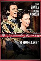 The Kissing Bandit (DVD, 2008)-Frank Sinatra, Kathryn Grayson - Region 1 - NEW