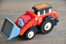 THOMAS and FRIENDS TRAIN SET Wooden Engine Tractor - JACK - Good condition