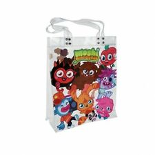 Moshi Monsters Clear Tote Bag Shopping Shopper Brand New Gift