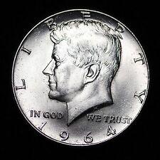 1964 Kennedy Silver Half Dollar (50 Year Anniversary) GEM BU