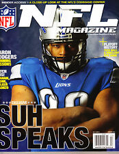 NFL MAGAZINE, FEBRUARY, 2012  ( A CLOSE -UP LOOK AT THE NFL'S  COMMAND CENTER )
