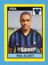 VALLARDI-GRANDE CALCIO 1988/89-Figurina n.226- ELLIOTT - PISA -NEW