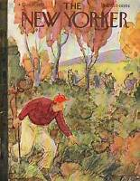1953 New Yorker Oct 17 -The Hunter and the Audubon club