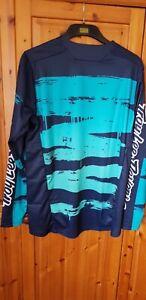 Brand New Troy Lee Designs Jersey. Medium marine teal
