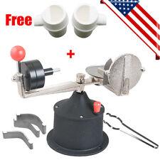 Dental Centrifuge Centrifugal Casting Machine Lab Apparatus Gift Quartz Crucible