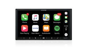 "Alpine ILX-W650E 7"" Apple CarPlay | Android Auto | FLAC | MP3 | WMA | AAC | BT"