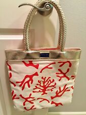 Limited Edition Felix Rey For Target Tote In Metallic Gold And Orange