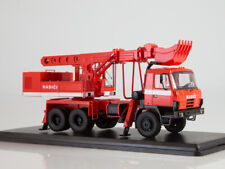 Tatra 815 UDS 114A Excavator planner Fire HASICI SSM1421 1:43