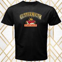 Guttermouth Punk Rock Band The Whole Enchilada Men's Black T-Shirt Size S - 3XL