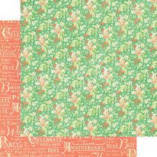 Gráfico 45 2 Hojas St Nicholas Colección temporada saludos doble cara