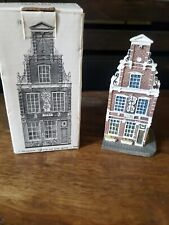 Serie Grachtenhuizen Series Mini Canal House #10 Blokker Amsterdam 100 Years Box