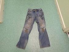 "Next Low Rise Loose Jeans Waist 28"" Leg 32"" Faded Medium Blue Mens Jeans"