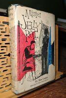 Mister Jelly Roll Jazz Music Book By Alan Lomax / David Martin - 1950 - NY - DJ