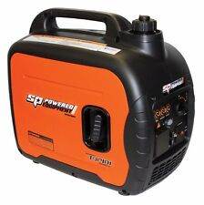SP Tools Generator 3.2Hp 2KVA 1800w Inverter Torini 4 Stroke Engine SPGi2000