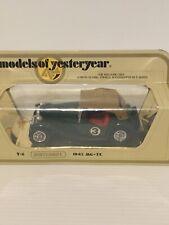MATCHBOX Y8 MG TC 1/43 SCALE