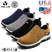 Men's Sports Shoes Outdoor Breathable Casual Sneakers Running Walking Shoes PAN0
