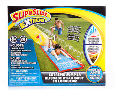Slip 'n Slide Extreme Jumper Wet & Wild Fun | Jump & Go for the Distance!