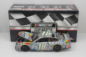Kyle Busch 2020 Skittles Zombie Texas Win 1/24 Die Cast SHIPS BY 9/20