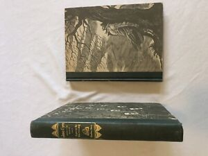 1943 Lot of 2 Jane Eyre & Wuthering Heights with Fritz Eichenberg Engravings