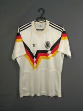 Germany Jersey 1988 1990  Home L Shirt Adidas Football Soccer ig93